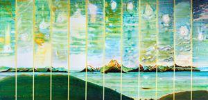 Twelve hours by John Kørner contemporary artwork