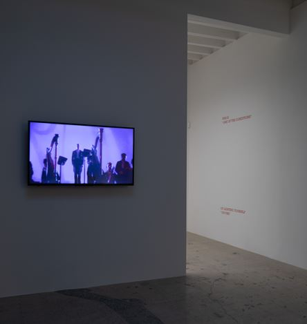 Exhibition view: Group exhibition, Good Company: Pt. 1,Anat Ebgi, Mid Wilshire, Los Angeles (5 December–6 March 2021). Courtesy Anat Ebgi.