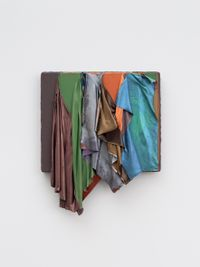Untitled 061820 by Ju Ting contemporary artwork painting