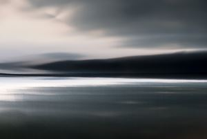 First Light, from the series 'Rays of Light' by Dominique Teufen contemporary artwork