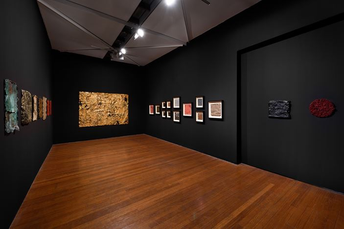 Exhibition view: Kirtika Kain, Corpus, Roslyn Oxley9 Gallery, Sydney (12 July–3 August 2019). Courtesy Roslyn Oxley9 Gallery.