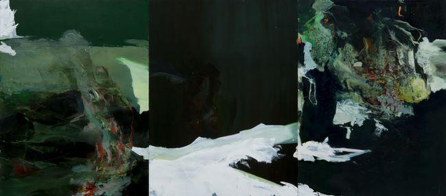 winter blanket by Hollis Heichemer contemporary artwork