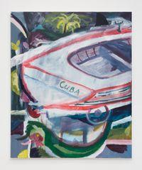 Cuba by Simon Blau contemporary artwork painting