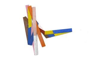 Bebop by Jill Baroff contemporary artwork sculpture