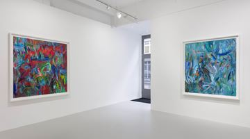 Contemporary art exhibition, Sabine Moritz, Mercy at Pilar Corrias, London
