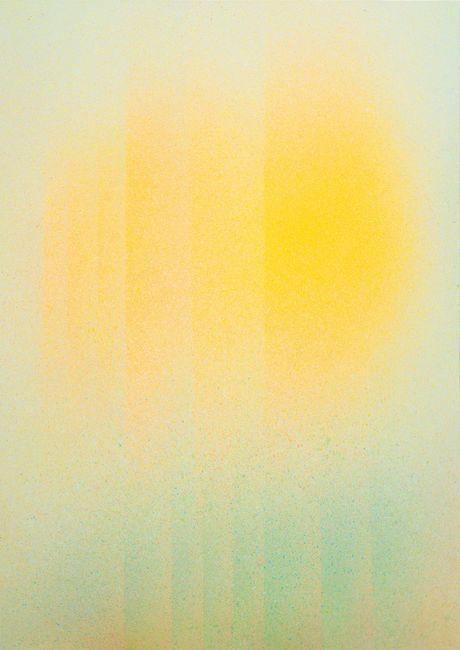 ECHO: LE TEMPS NE COULE PLUS. IL JAILLIT (12) by Ana Montiel contemporary artwork