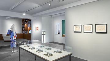 Contemporary art exhibition, Geta Brătescu, The Gesture, The Drawing at Hauser & Wirth, Rämistrasse, Zürich, Switzerland