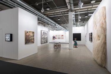 Goodman Gallery, Art Basel in Basel 2021 (23 September–26 September 2021). Courtesy Goodman Gallery.