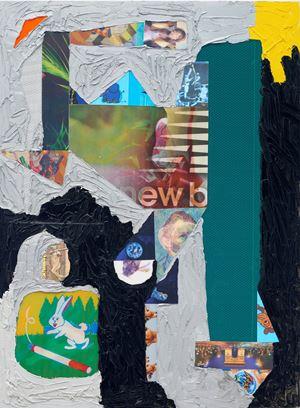 ZONES (Station #1) by Teppei Kaneuji contemporary artwork