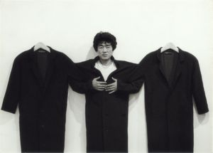 Solidarity Makes Freedom by Ahn Kyuchul contemporary artwork
