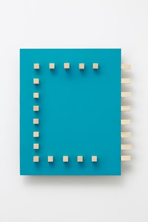 Site of Components by Kishio Suga contemporary artwork