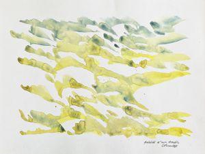 Précédé d'un souffle by Jacques Calonne contemporary artwork