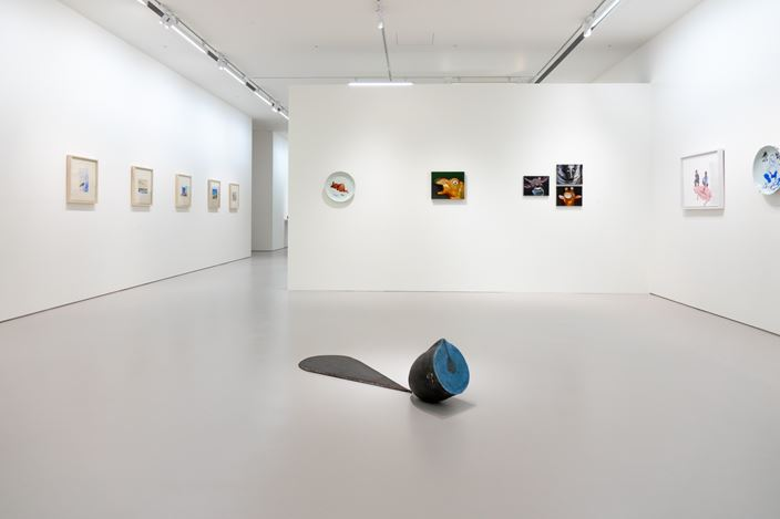 Exhibition view: Group Exhibition, LIU Xiaodong . CAI Guo-Qiang . Shida KUO, Eslite Gallery, Taipei (1 August–30 August 2020). Courtesy Eslite Gallery.