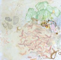 Nebula (Ribbon, Matrix) by Mark Rodda contemporary artwork painting