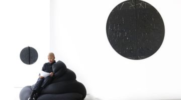 Contemporary art exhibition, Pace Live — Torkwase Dyson, Liquid a Place: In Two Acts at Pace Gallery, London, United Kingdom
