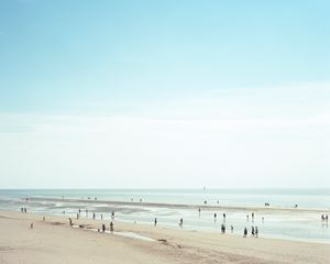 Heimat 06 (Nordsee) by Peter Bialobrzeski contemporary artwork