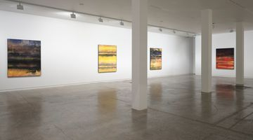 Contemporary art exhibition, Matt Arbuckle, In the Echoes at Two Rooms, Auckland, New Zealand