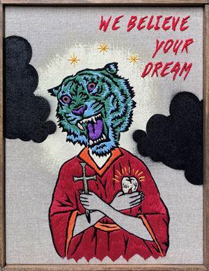 We believe your dream by Koichiro Takagi contemporary artwork