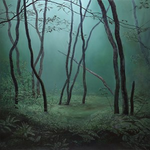 Forest by Li Donglu contemporary artwork