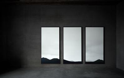 Exhibition view: Bae Bien-U, Cycle, Axel Vervoordt Gallery, Antwerp (24 November 2018–23 February 2019). Axel Vervoordt Gallery.