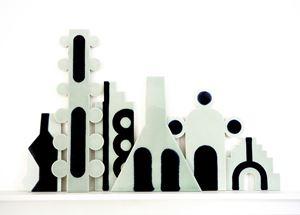 Certain Times XXXVI by Lubna Chowdhary contemporary artwork