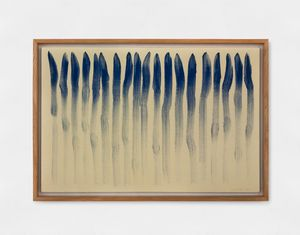 From Line 80026 by Lee Ufan contemporary artwork