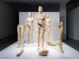 """Group Exhibition<br><em>Condo Shanghai: The Soul of the Soulless</em><br><span class=""""oc-gallery"""">Esther Schipper</span>"""