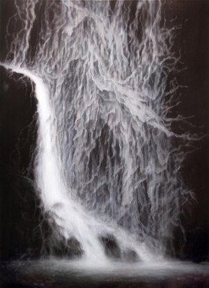 Spill #4 by Andrew Browne contemporary artwork