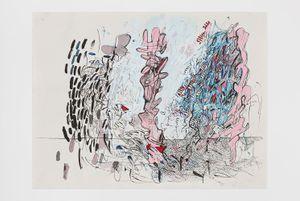 13.9.20.1 by Elliott Hundley contemporary artwork
