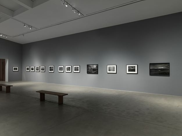 Exhibition view: Don McCullin, The Stillness of Life, Hauser & Wirth, Somerset (25 January–6 September 2020). © Don McCullin. Courtesy the artist and Hauser & Wirth. Photo: Ken Adlard.