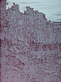 Rubble 10 by Jorge Tacla contemporary artwork painting