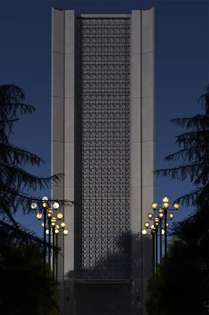 Building 2 by Ji Jun contemporary artwork