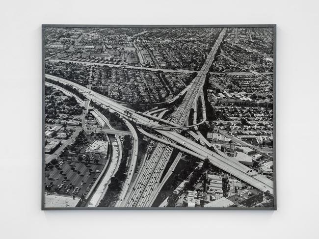 Los Angeles by Balthasar Burkhard contemporary artwork