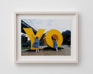 yo/nyc/2016 by fumiko imano contemporary artwork