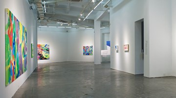 Contemporary art exhibition, Bi Rongrong, Fiction Landscape at A Thousand Plateaus Art Space, Chengdu, China