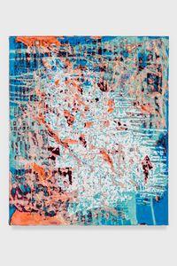 Rising by Mark Bradford contemporary artwork painting, mixed media