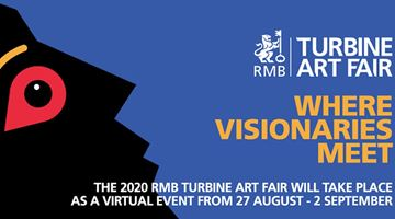 Contemporary art exhibition, Turbine Art Fair at THK Gallery , Cape Town