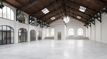 La Patinoire Royale – galerie Valérie Bach contemporary art gallery in Brussels, Belgium