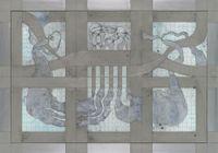 Omnium Gatherum 45 by Julia Morison contemporary artwork painting