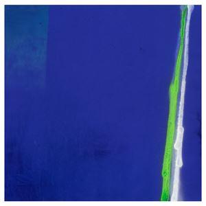 퍼런 이빨 02 Dark Blue Tooth 02 by Hyunjin Bek contemporary artwork