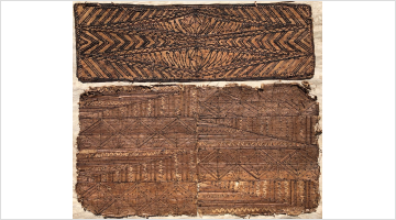 Contemporary art exhibition, Koloa: Women, Art, and Textiles at Langafonua Centre, Nuku'alofa, Tonga, Hong Kong