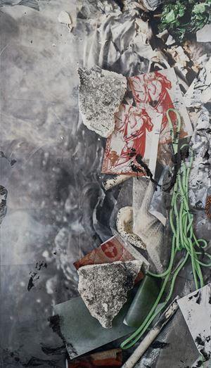 Celadon 4 by Peles Empire contemporary artwork