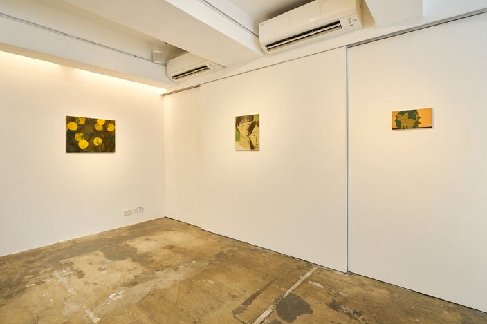 Exhibition view: emerging japanese painters, SHOP Taka Ishii Gallery, Hong Kong (30 March–9 May 2021). Courtesy SHOP Taka Ishii Gallery. Photo: Anthony Kar-Long Fan.