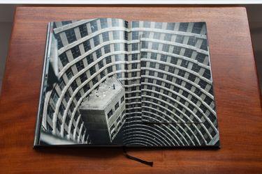Exhibition view:Mikhael Subotzky and Patrick Waterhouse,Ponte City, Goodman Gallery, East Hampton, New York (10–24 September 2021). Courtesy Goodman Gallery.