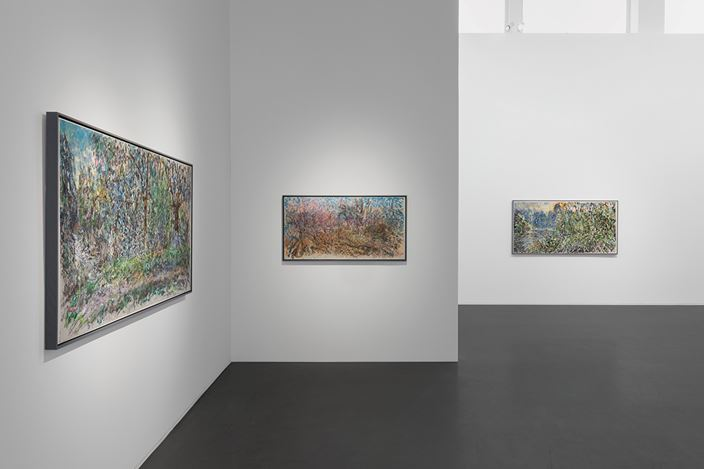 Exhibition view: Li Yushuang, Li Yushuang Solo Exhibition, Asia Art Center, Beijing (16 May–5 July 2020). Courtesy Asia Art Center.