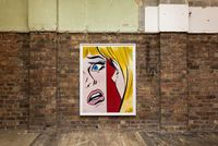 Mirror by Anne Collier contemporary artwork print