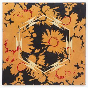 Les Fleurs du Mal 1312 by Kendell Geers contemporary artwork