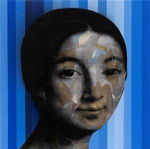 Dazzle (Hallucination / Disintegration) by Mircea Suciu contemporary artwork