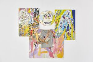 Angel-5 by BAEK Kyungho contemporary artwork