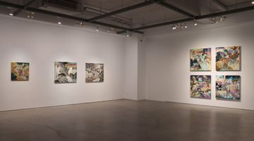 Contemporary art exhibition, Group Exhibition, Younger Than Buddha at Double Square Gallery, Taipei